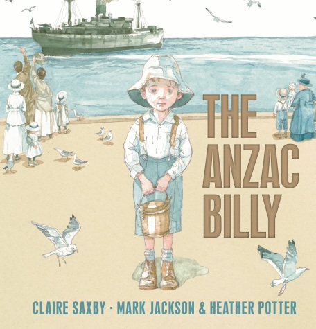 Anzac Billy cover 750