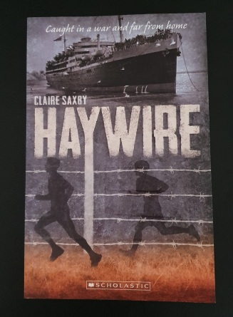 Haywire cover small