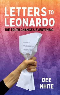 LETTERS TO LEONARDO FRONT COVER ONLY